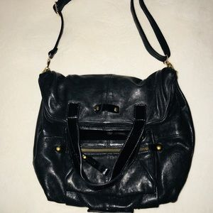 AMAZING kooba black buttery very large bag